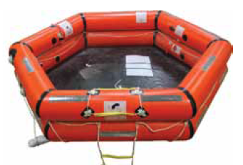 CREWSAVER Inflatable Buoyant Apparatus-s1d