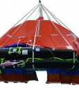 SurvitecZodiac Davit Launched Liferaft