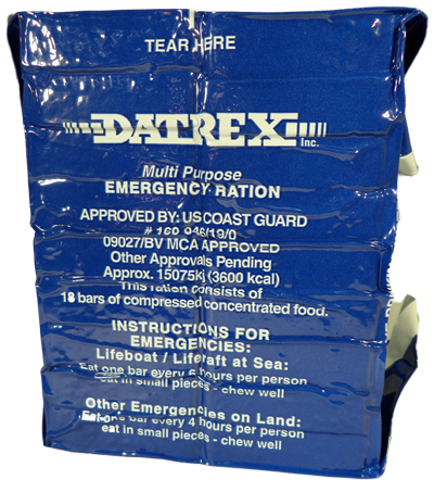 DATREX Blue Ration